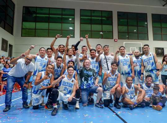 Sykes Philippines leads inter-BPO basketball leagues