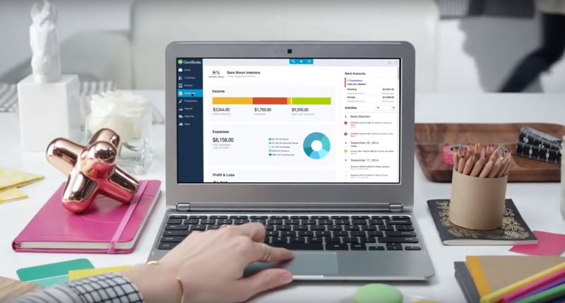 Intuit likely to offer live bookkeeping services