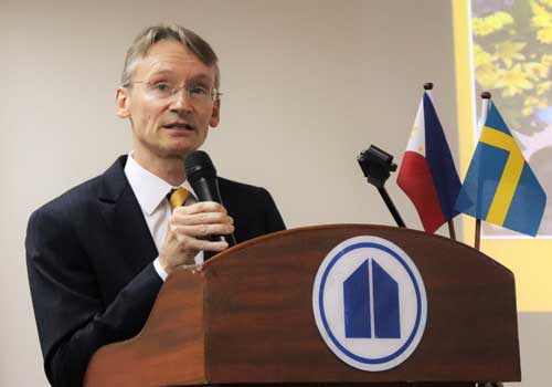 Swedish firms eye more investment in Philippines