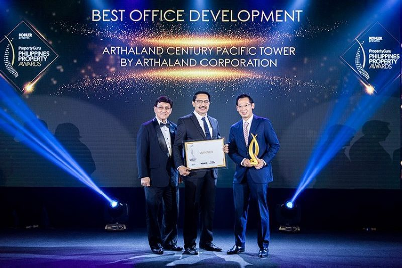 Arthaland Bags Awards For Office Towers