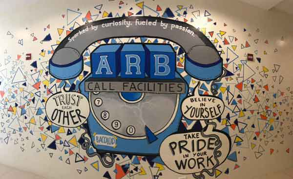 ARB Call Facilities Fits Out Offices For Workers' Convenience
