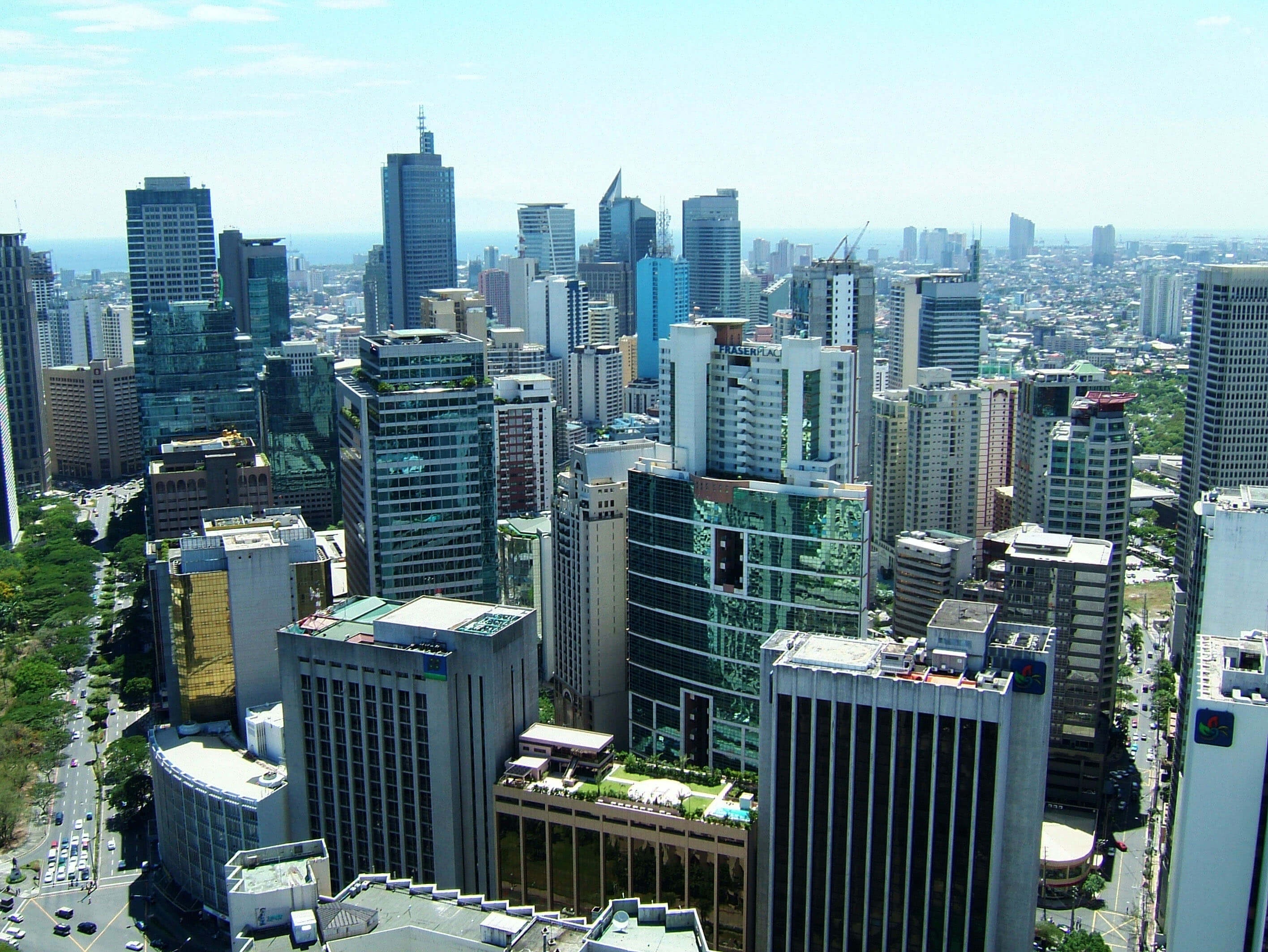Demand and Supply Both Soar in Metro Manila's Office Space Market