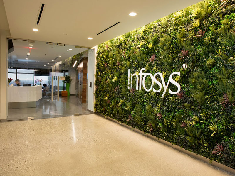 Infosys' Internship Program Voted World's Best for Second Consecutive Year