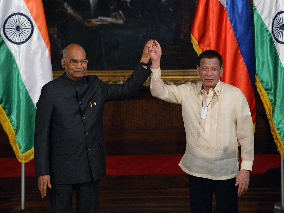 Philippines and India Should Cooperate Not Compete in BPO Sector Says Duterte