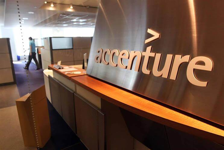 Accenture Honored in Worldwide Salesforce Implementation Services Report