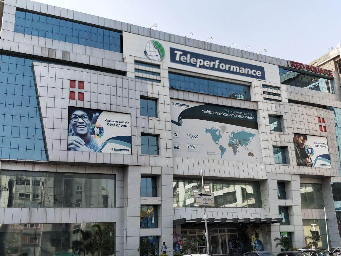Teleperformance Hints at Plans to Push India Staff Levels to 150,000