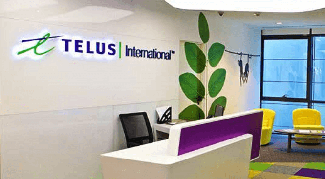 TELUS corporation to acquire competence call center