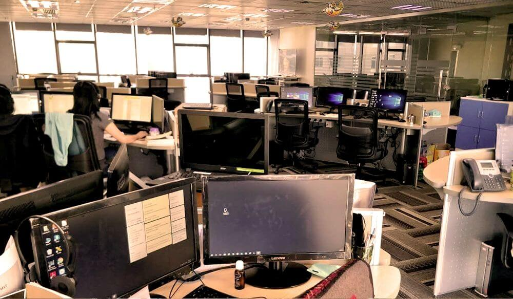 BPO workers' office return to be determined by internet quality and productivity