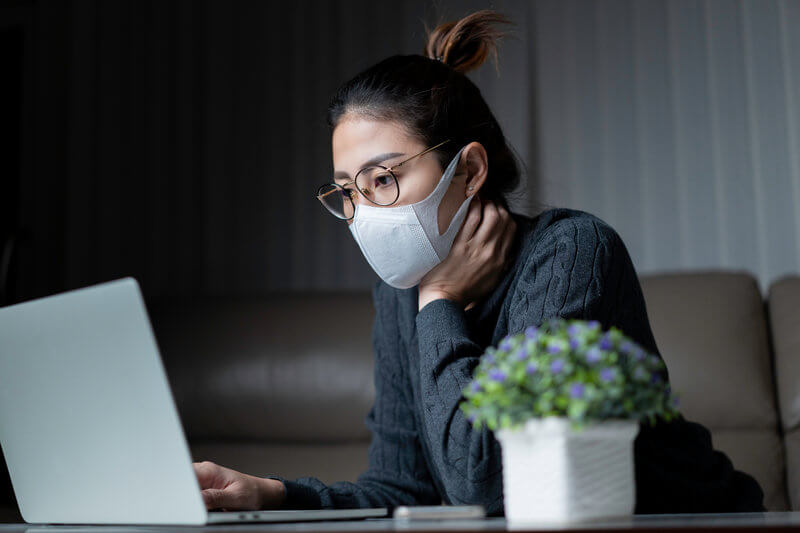 Only half of surveyed firms plan to continue WFH after quarantine