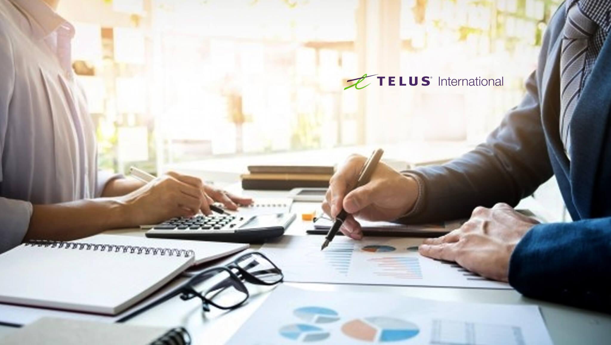 Telus recognized in the Gartner 2020 Market Guide for Customer Management BPO Service Providers