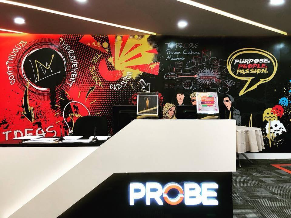 Probe merges with rival Stellar to create outsourcing giant