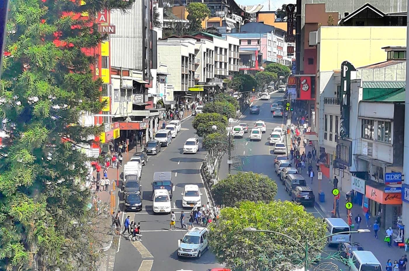 Baguio City sustains economic loss due to pandemic