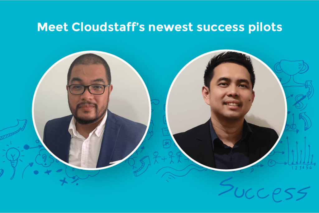 Cloudstaff welcomes two new Success Pilots for eCommerce and Accounting services