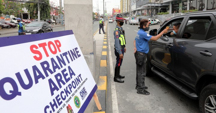 Metro Manila, nearby provinces still under GCQ until September 30