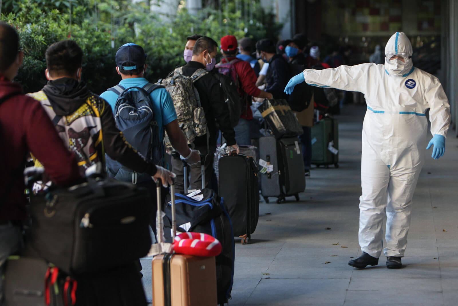 30,000 BPO jobs available to repatriated OFWs – DOLE