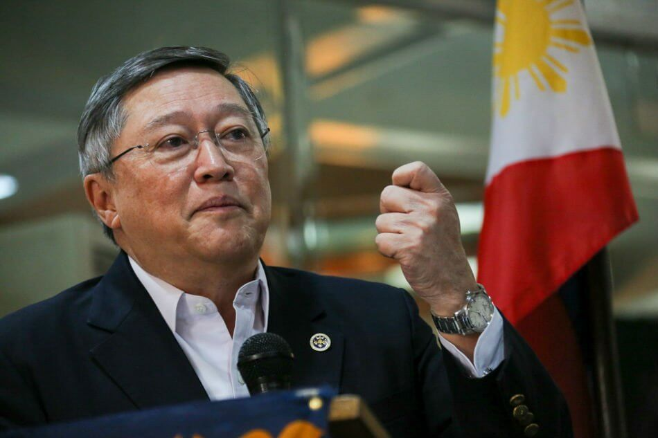 DOF chief sees GDP at -6% this year