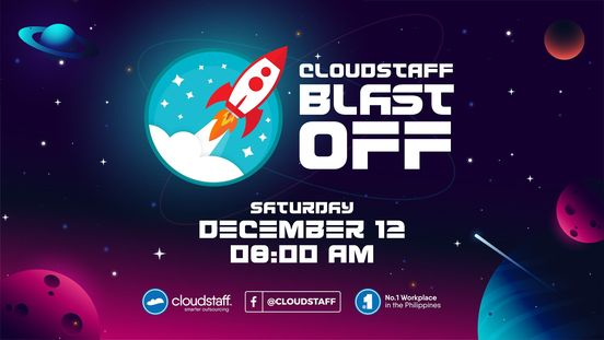 Cloudstaff to hold virtual year-end party in December 12