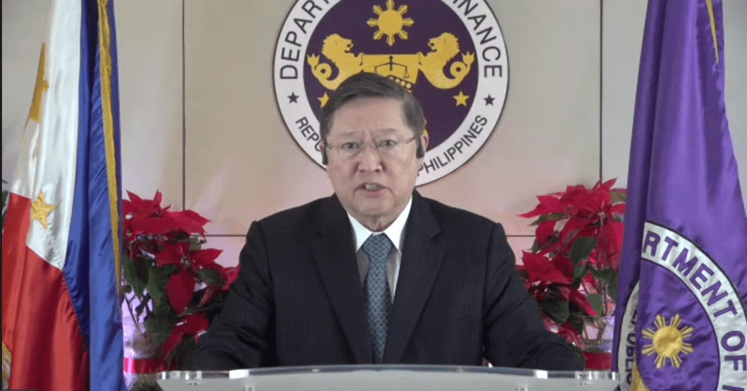 DOF proposes P4.506tn 2021 budget to rebuild economy