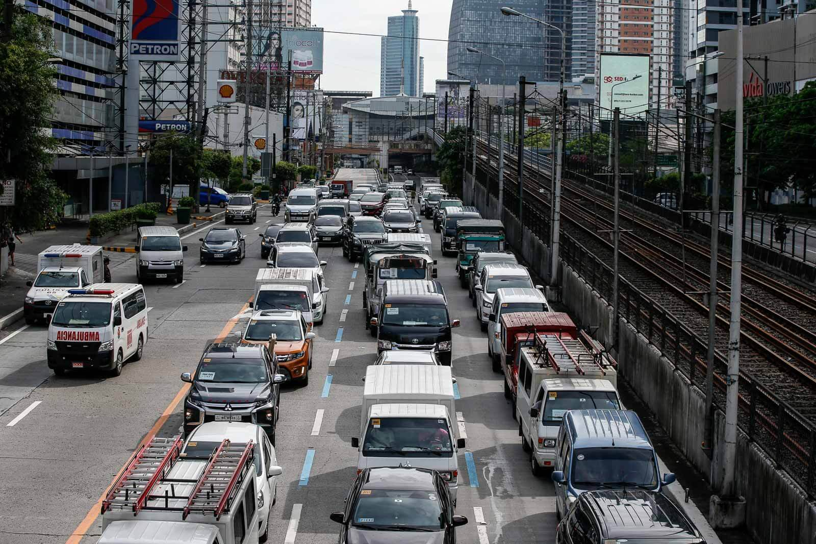 DOLE, DILG, DTI push staggered work shifts