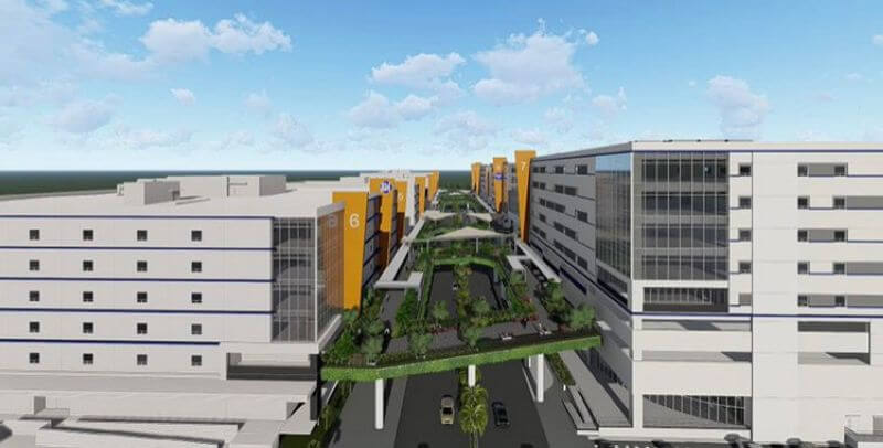 PEZA approves four more BPO towers at SM Clark