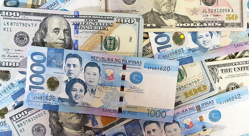 Peso ends flat vs dollar