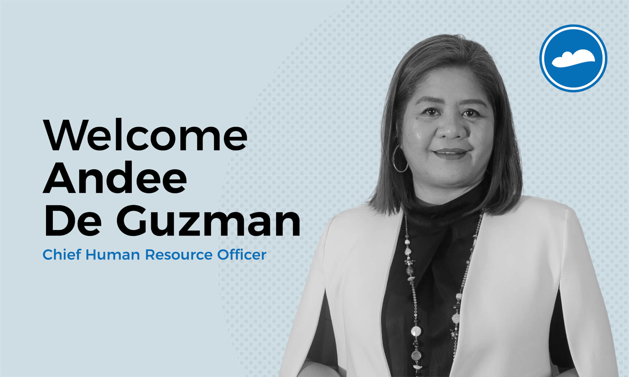 Cloudstaff announces Andrea De Guzman as Chief Human Resource Officer