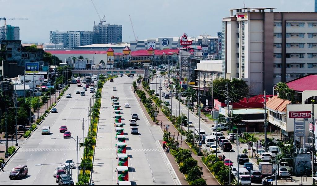 Iloilo City overtakes Cebu, Clark in office space sales