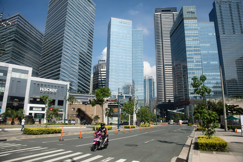 PH economy projected to drop 8.1%