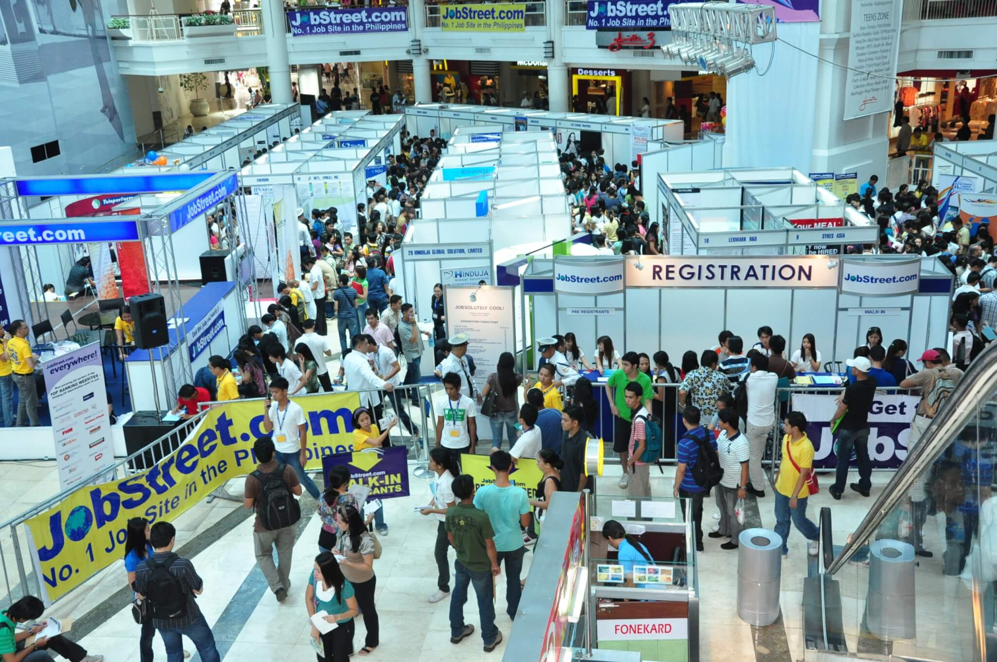 PH jobless rate eased further in October