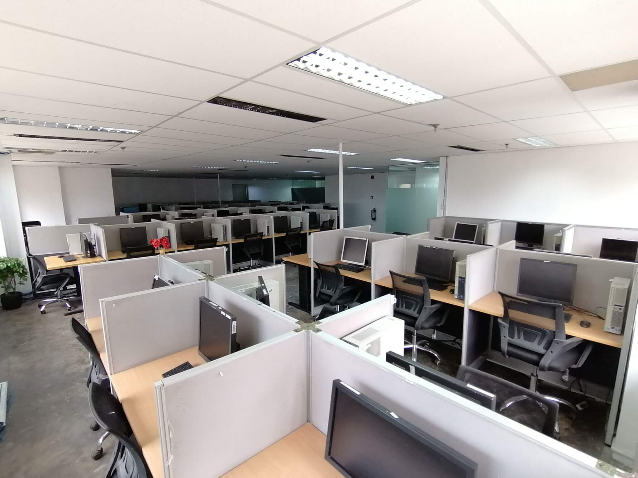 BPOs led office demand in 2020