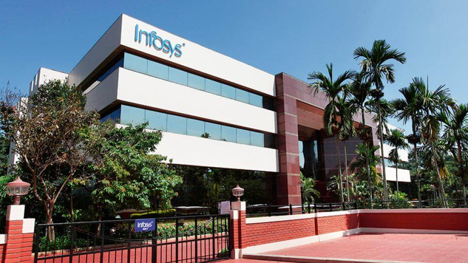 Infosys reports 12% revenue growth in Q4 2020