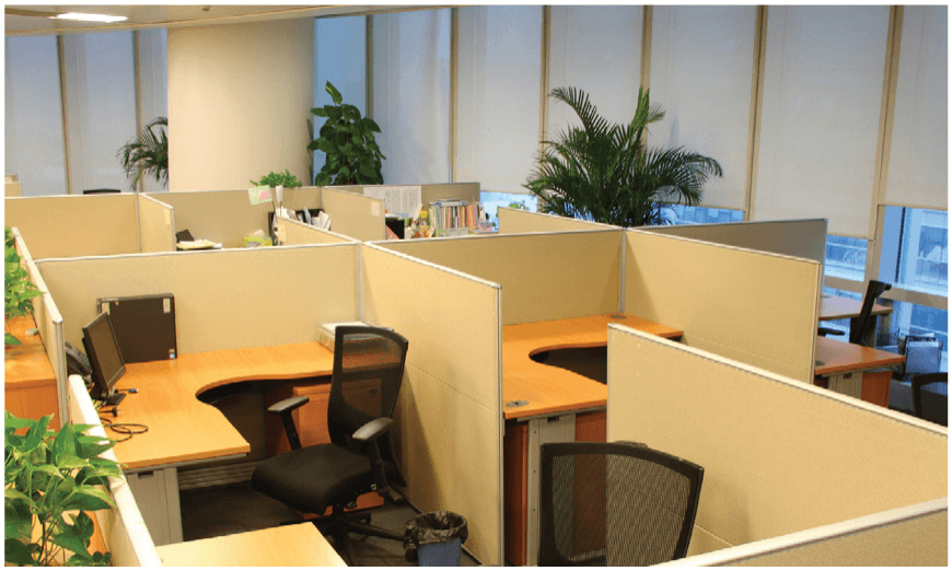 Office space vacancy to further widen due to POGO exodus