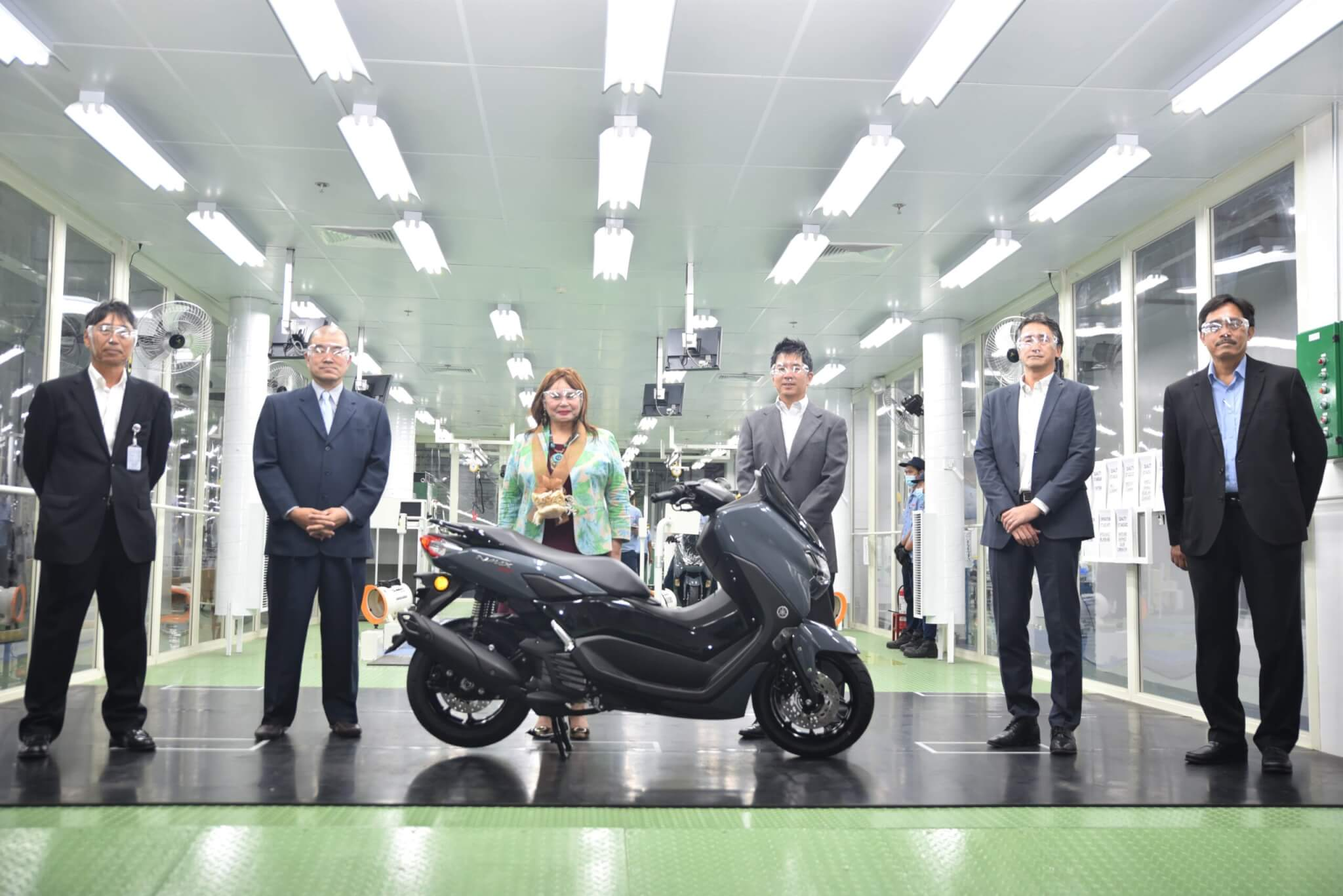 Yamaha expands manufacturing plant, adds over 1K jobs