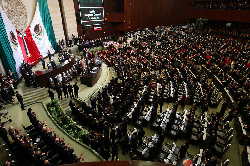 Mexican Congress approves legislation limiting outsourcing
