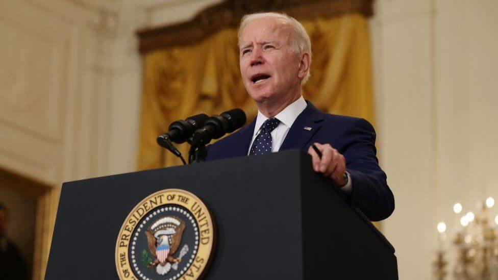 Biden's wind energy projects to be outsourced to Europe