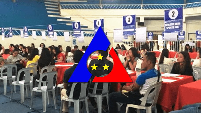 40K jobs to be offered at DOLE's job fair