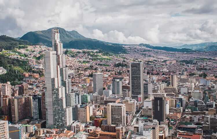 Foreign companies see Bogota as site to relocate operations