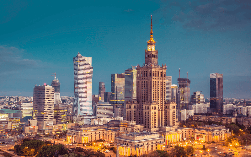 Poland tops destinations for Shared Service Centers