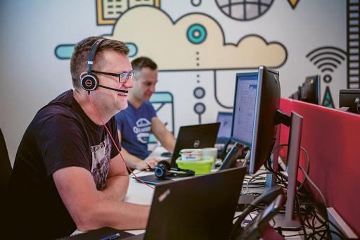 Tech industry transforms Ukraine
