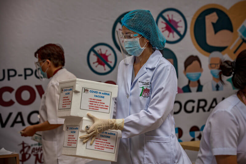 US to donate 25M COVID-19 vaccine jabs to PH, other Asian countries