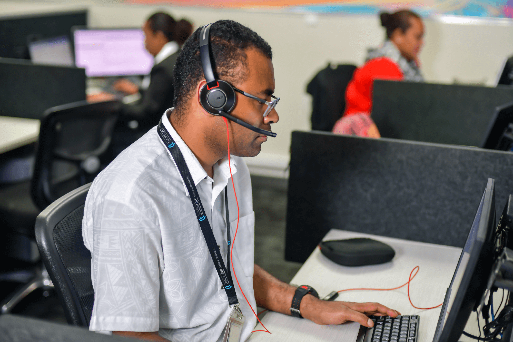 Fiji's BPO sector secured contracts worth over 5K