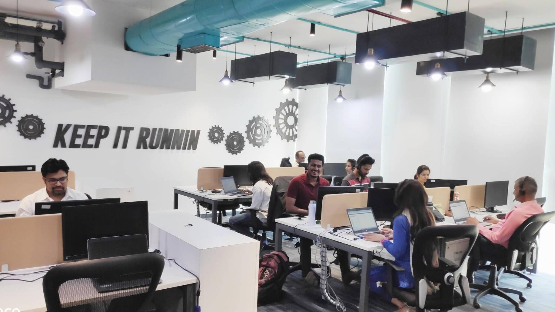 Fusion opens new office in India