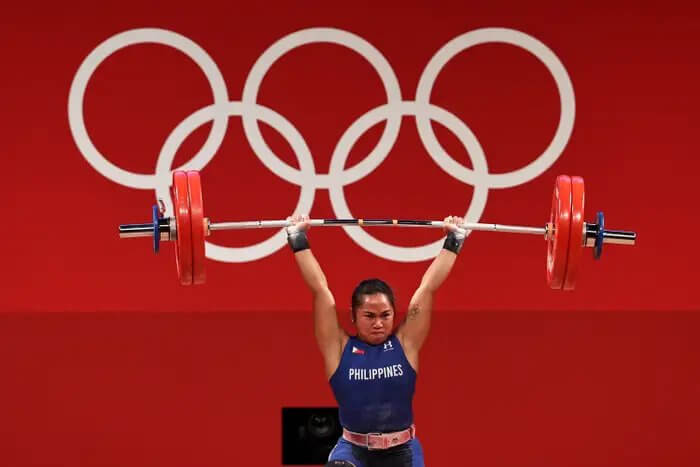 Hidilyn Diaz wins PH's first Olympic gold medal, makes history