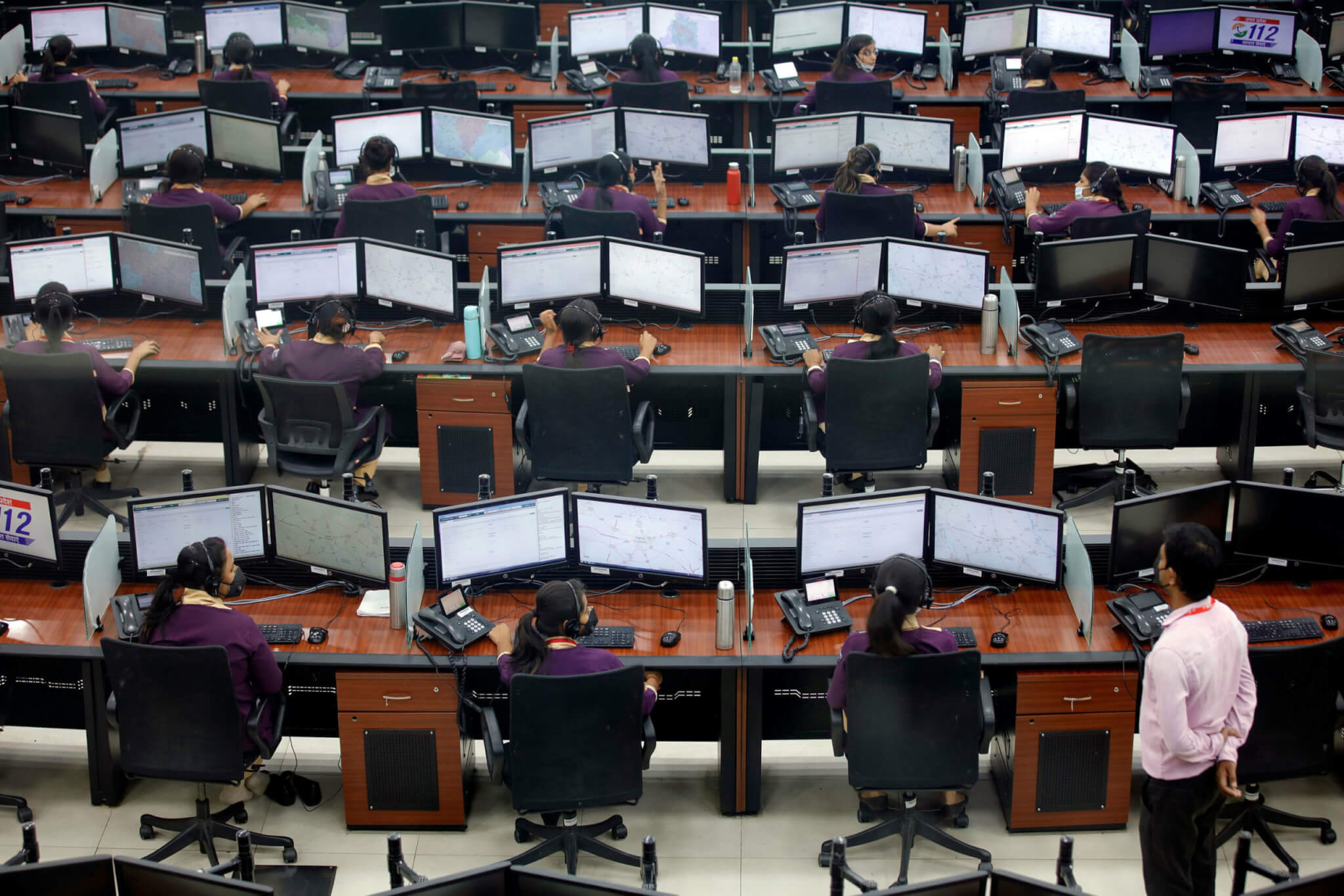 Infosys' staff may soon return to their offices
