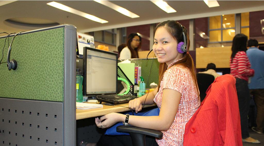 Online recruitment in Singapore's BPO rises to 45%