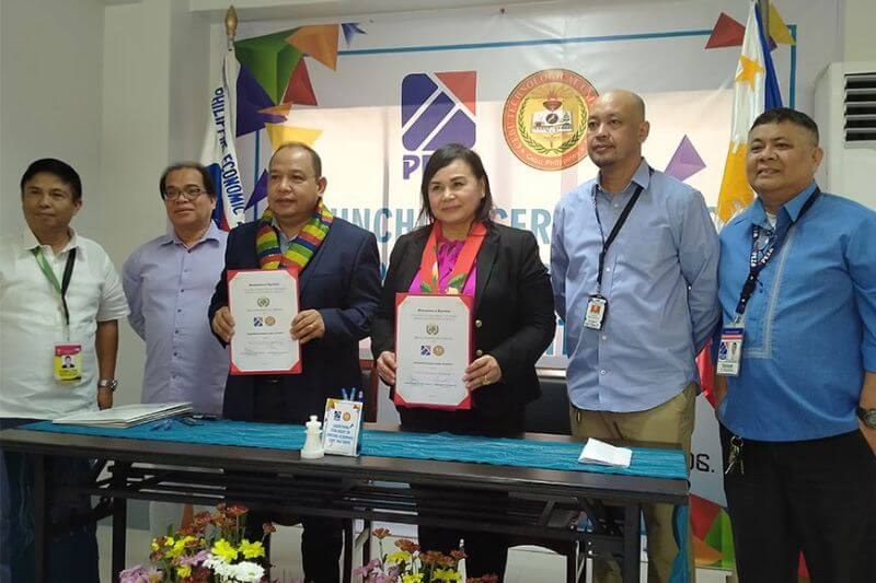 PEZA partners with two provincial universities to kick-start future drive
